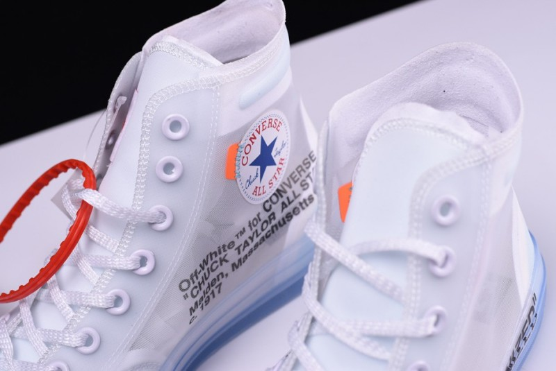 OFF-WHITE x Converse Chuck Taylor All Star 70 2