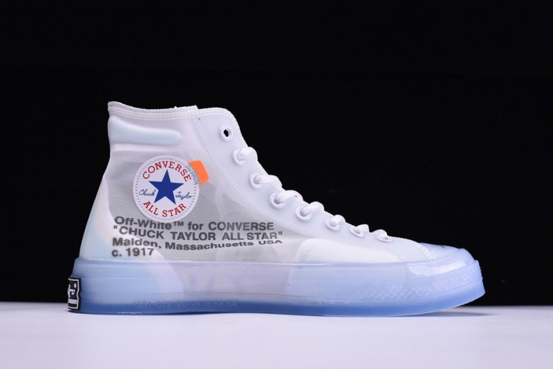 OFF-WHITE x Converse Chuck Taylor All Star 70 3