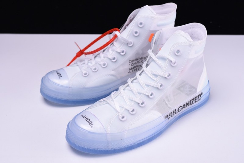 OFF-WHITE x Converse Chuck Taylor All Star 70 4