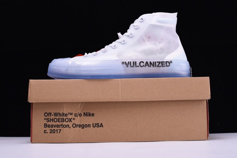 OFF-WHITE x Converse Chuck Taylor All Star 70 6