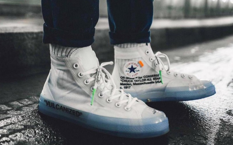 OFF-WHITE x Converse Chuck Taylor All Star 70 7