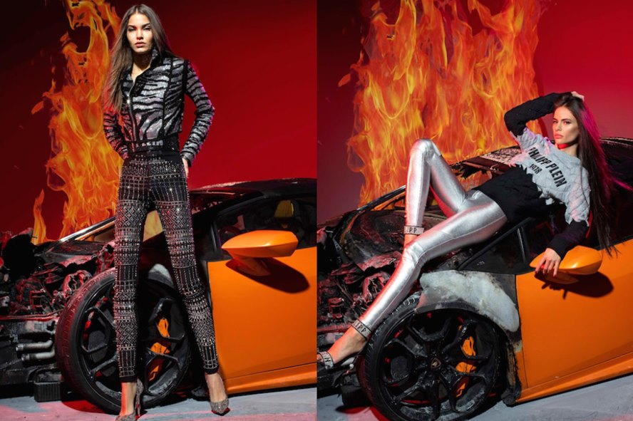Philipp Plein Pre-Fall 2019 Women's Collection - Milan - Featured Image