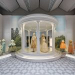 Princess Margaret's Birthday Gown, Other Iconic Dior Pieces on Display at the Victoria & Albert Museum 2