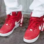 Supreme x Nike Air Force 1 Hi Collection 1