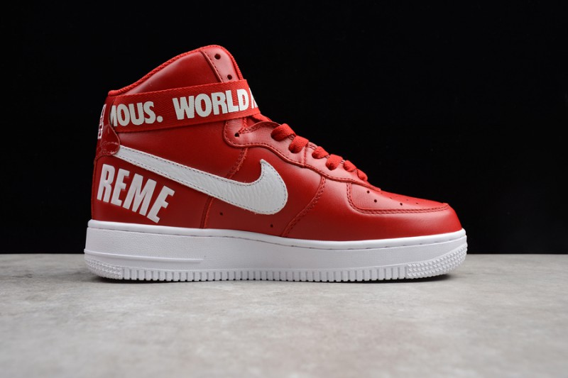 Supreme x Nike Air Force 1 Hi Collection 11