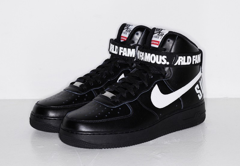 Supreme x Nike Air Force 1 Hi Collection 5