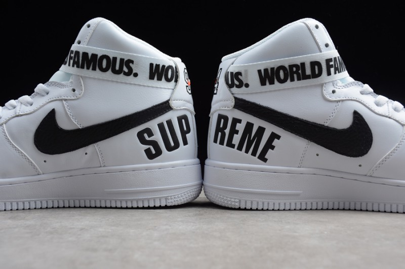 Supreme x Nike Air Force 1 Hi Collection 7