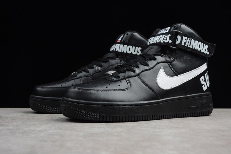 Supreme x Nike Air Force 1 Hi Collection 8