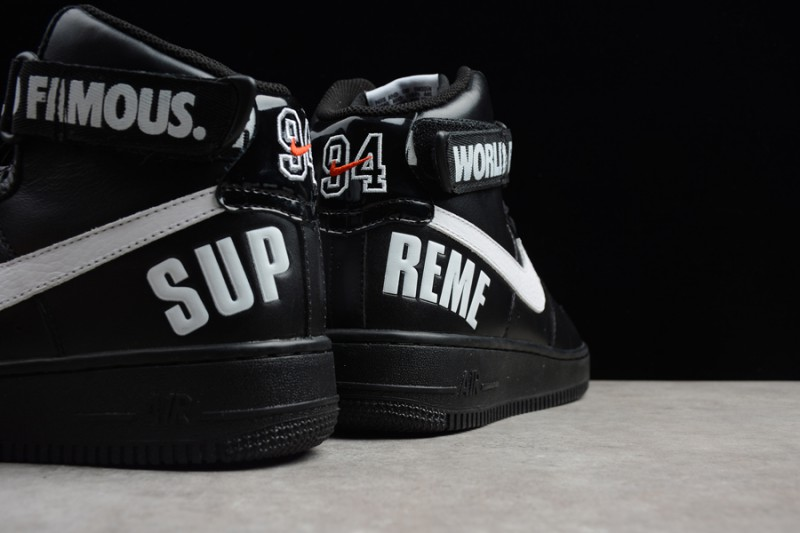Supreme x Nike Air Force 1 Hi Collection 9