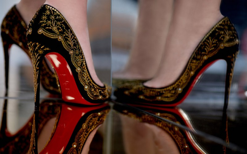 The Hague Deems the Red Soles to be Rightfully Christian Louboutin's 1