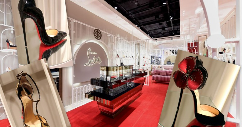 The Hague Deems the Red Soles to be Rightfully Christian Louboutin's 2
