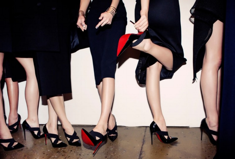 The Hague Deems the Red Soles to be Rightfully Christian Louboutin's 6