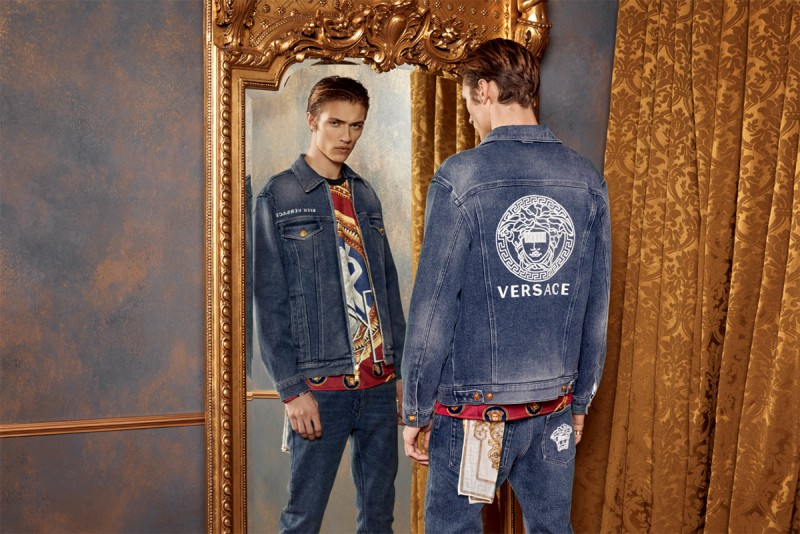 Versace Earns Street Cred Through Collaboration With Kith 11