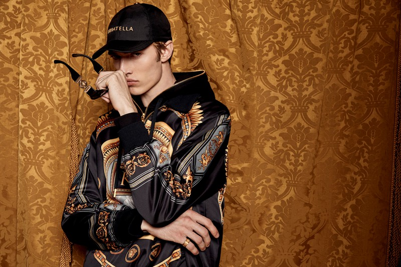 Versace Earns Street Cred Through Collaboration With Kith 13