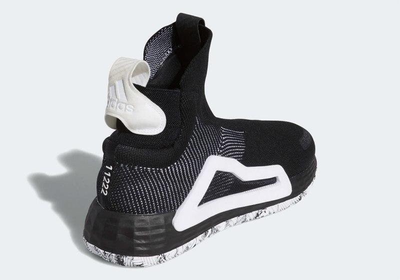 "Adidas N3XT L3V3L ""Core Black:Cloud White-Core Black"" 5"