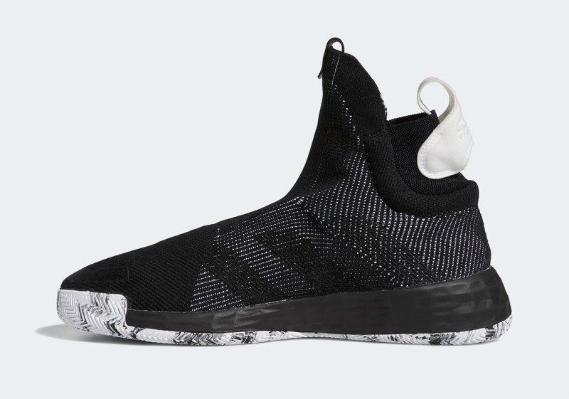 "Adidas N3XT L3V3L ""Core Black:Cloud White-Core Black"" 6"