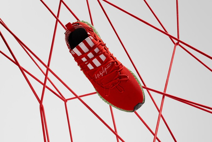 Adidas Y-3 Runner 4D Red 2.0 1