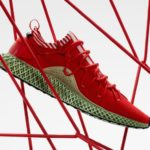 Adidas Y-3 Runner 4D Red 2.0