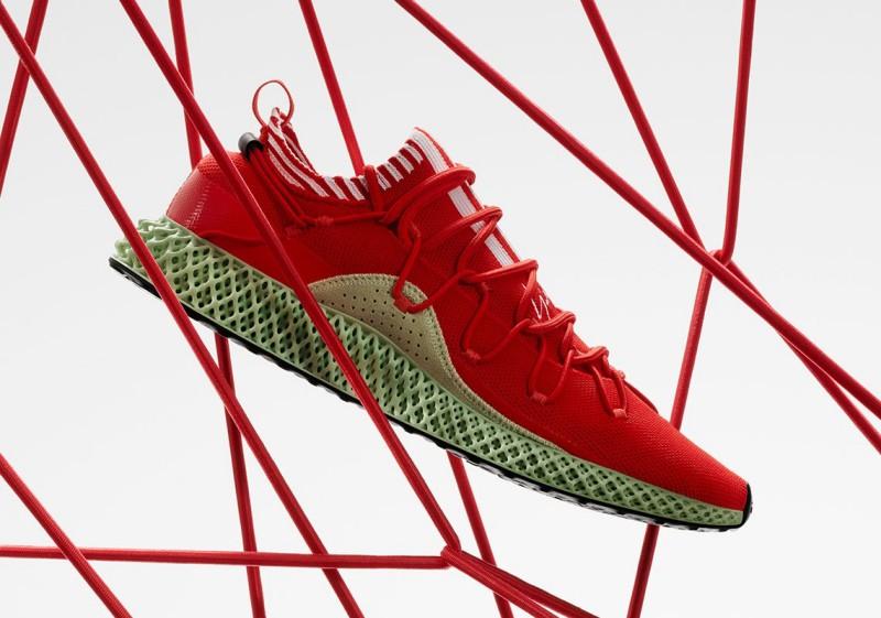79908daf5 Adidas Y-3 Runner 4D