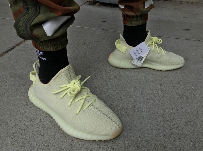 Adidas Yeezy 350 V2 Butter 4