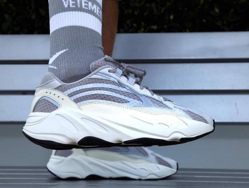 "Adidas Yeezy Boost 700 ""Static"" 10"