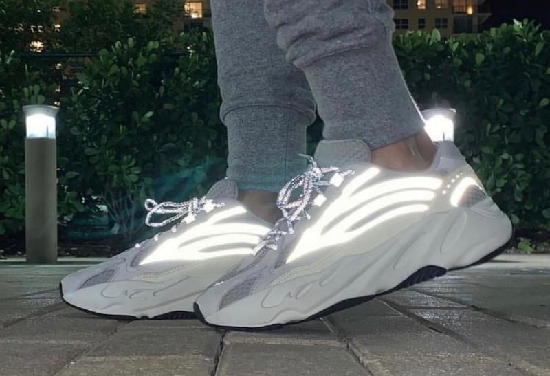 "Adidas Yeezy Boost 700 ""Static"" 6"