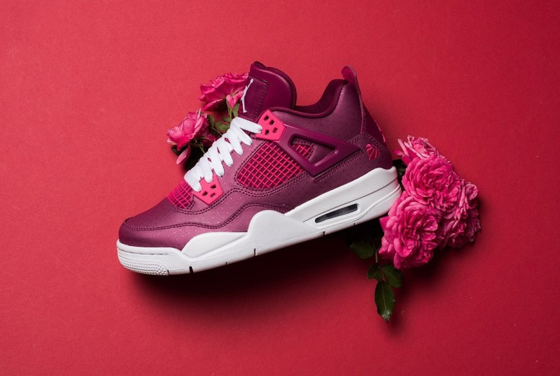 Air Jordan 4 For The Love Of The Game 1