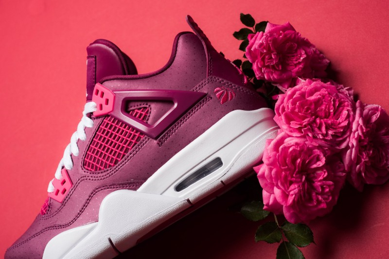 Air Jordan 4 For The Love Of The Game 2