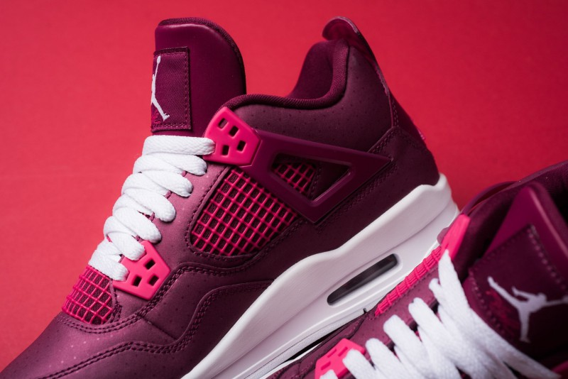 Air Jordan 4 For The Love Of The Game 3