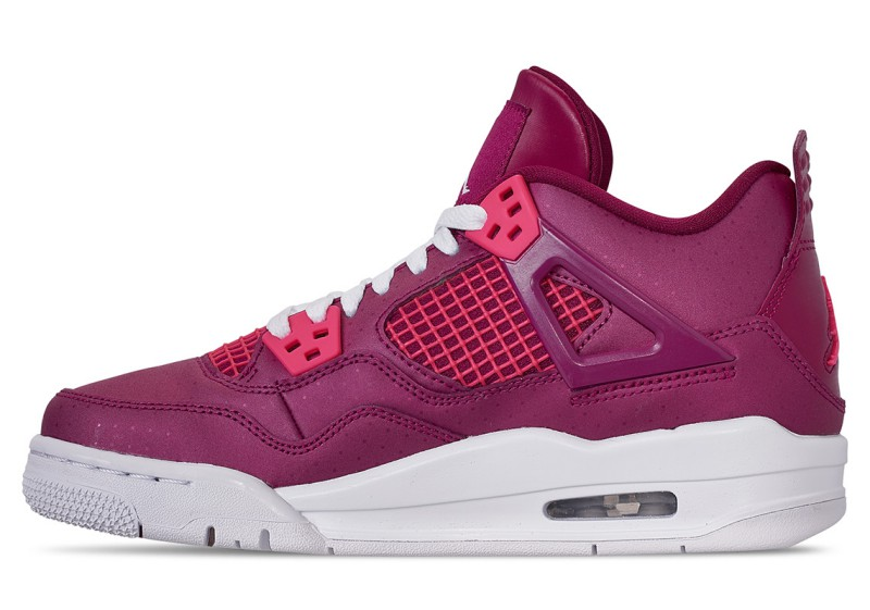 Air Jordan 4 For The Love Of The Game 5