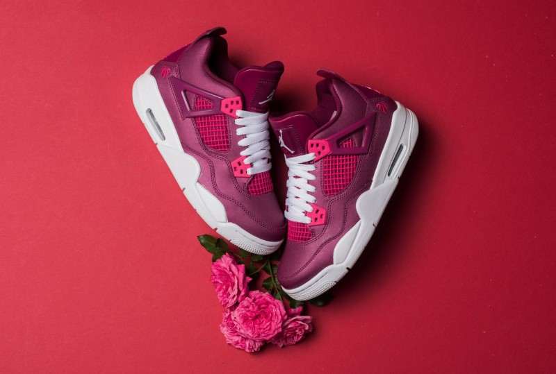 Air Jordan 4 For The Love Of The Game