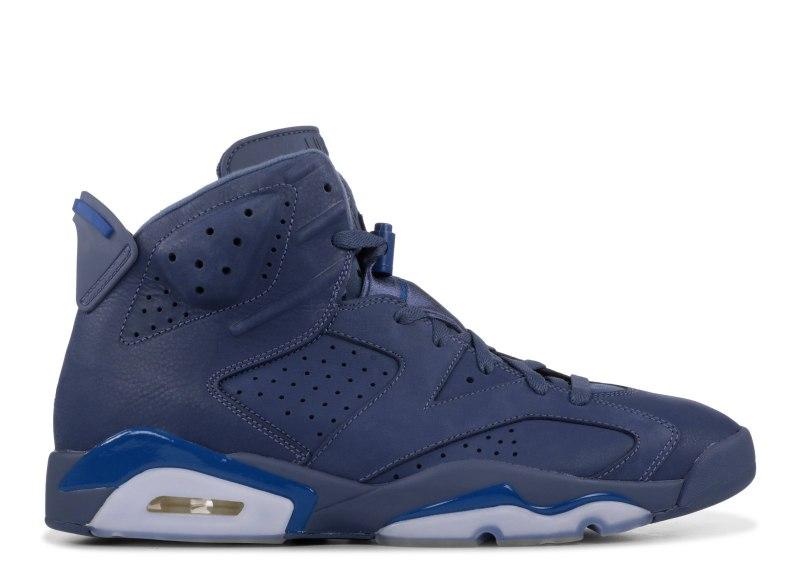 """Air Jordan 6 """"Diffused Blue"""" 1"""