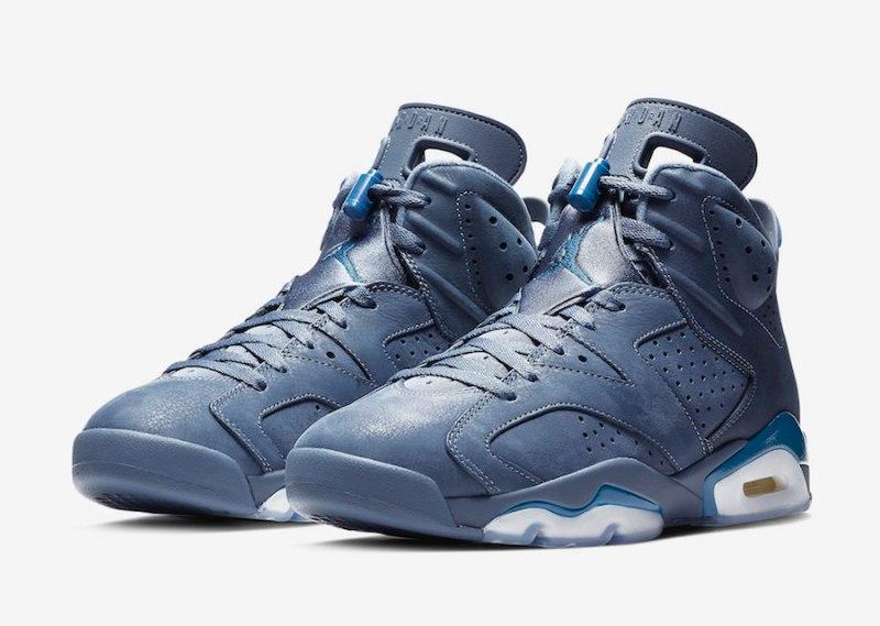 """Air Jordan 6 """"Diffused Blue"""" 2"""