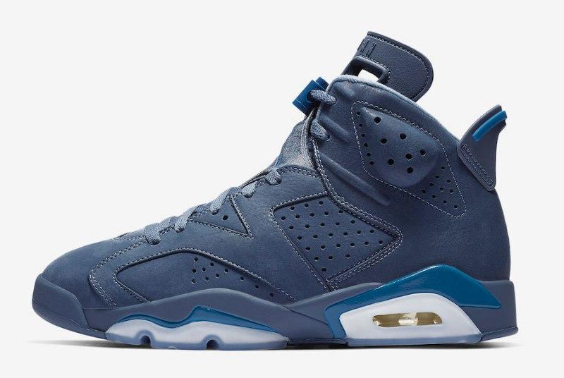 """Air Jordan 6 """"Diffused Blue"""" 3"""