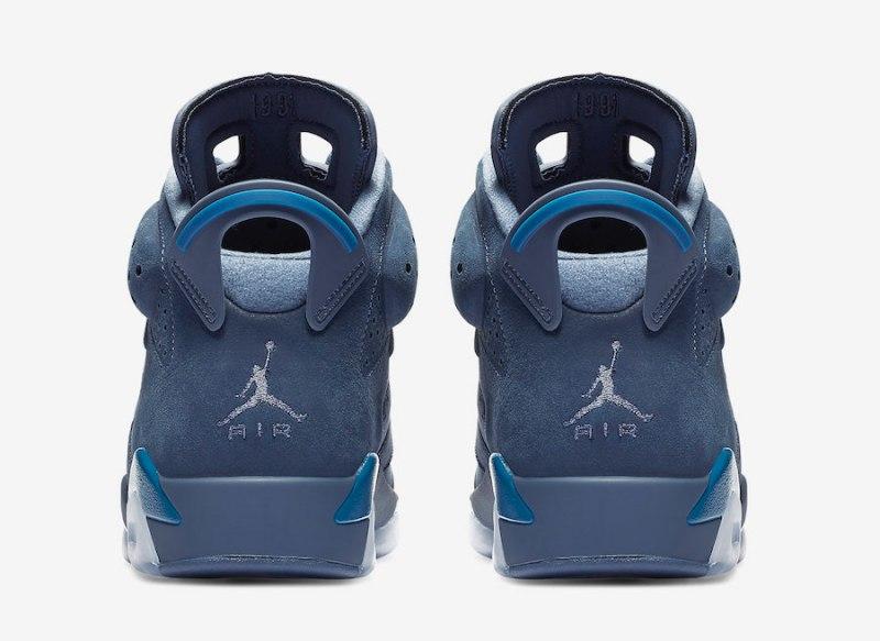 """Air Jordan 6 """"Diffused Blue"""" 4"""