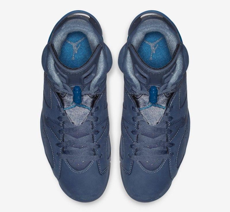 """Air Jordan 6 """"Diffused Blue"""" 5"""