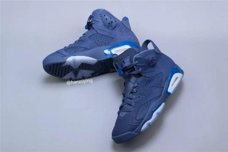 """Air Jordan 6 """"Diffused Blue"""" 6"""