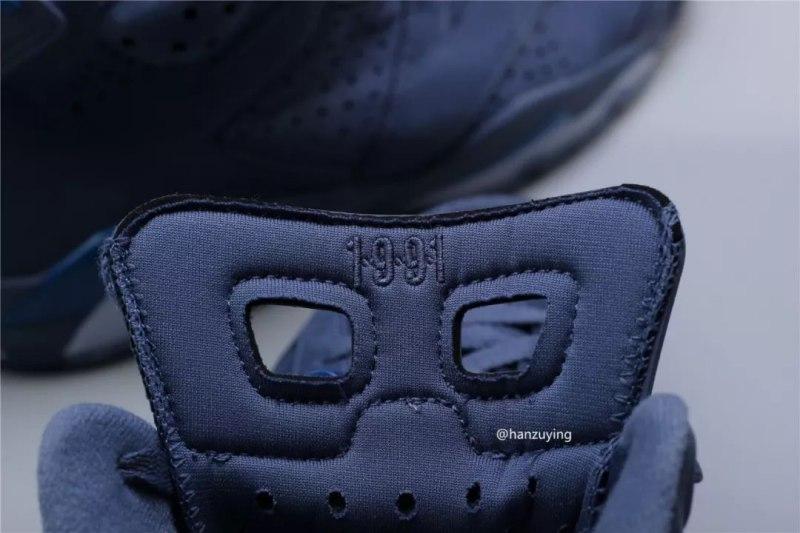 """Air Jordan 6 """"Diffused Blue"""" 8"""