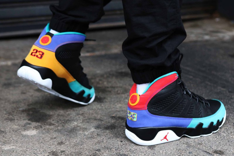 """Air Jordan 9 """"Dream It, Do It"""" 1"""
