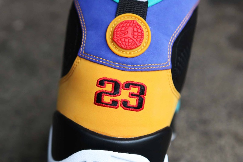 """Air Jordan 9 """"Dream It, Do It"""" 3"""