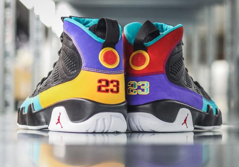 """Air Jordan 9 """"Dream It, Do It"""" 5"""