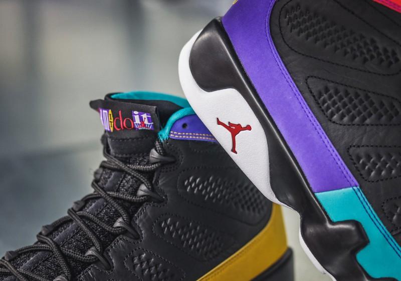 """Air Jordan 9 """"Dream It, Do It"""" 6"""