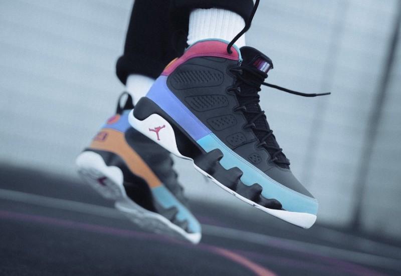 """Air Jordan 9 """"Dream It, Do It"""" 7"""