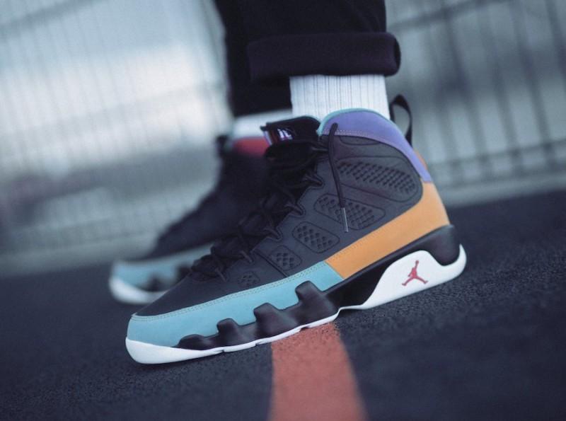 """Air Jordan 9 """"Dream It, Do It"""" 8"""