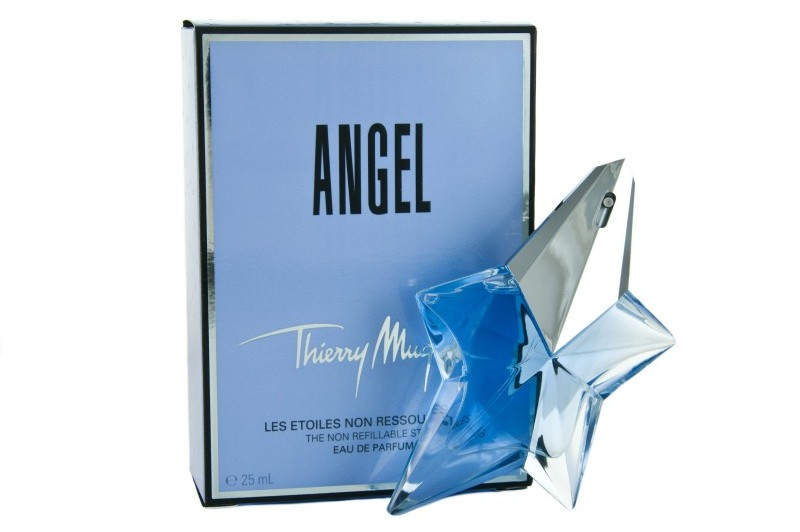 Angel by Thierry Mugler Review 1