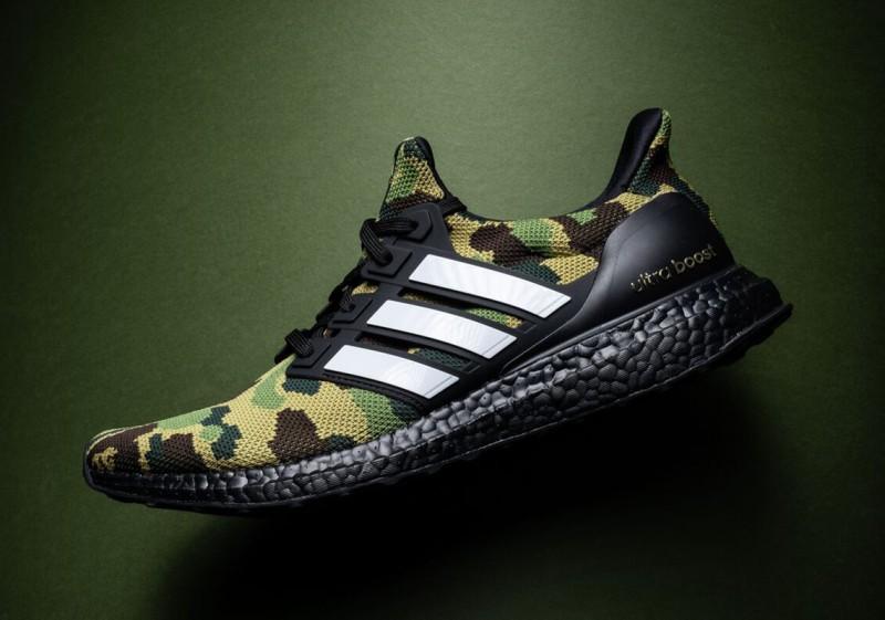 BAPE x Adidas Ultra Boost 1