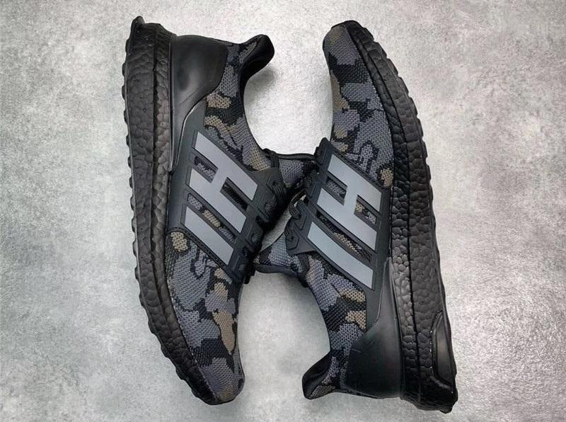 BAPE x Adidas Ultra Boost 11