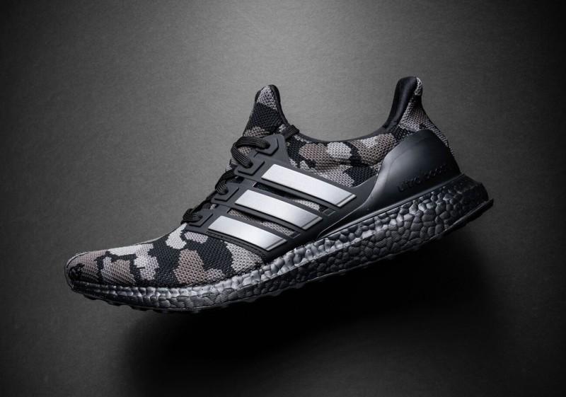 BAPE x Adidas Ultra Boost 2