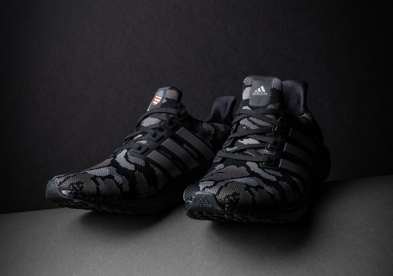 BAPE x Adidas Ultra Boost 4