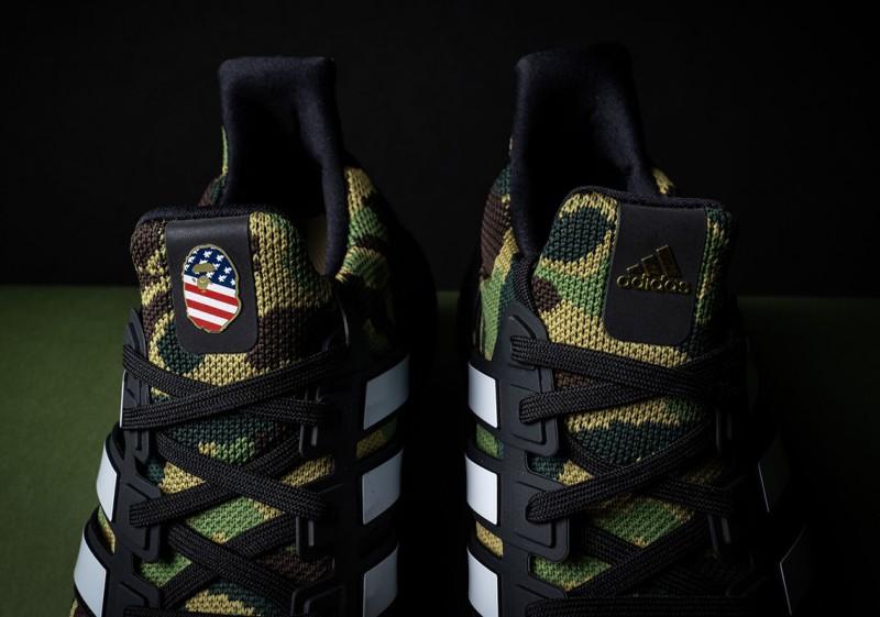 BAPE x Adidas Ultra Boost 7